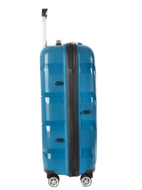Valise Rigide New York Travel Bleu new york TC28 vue secondaire 4