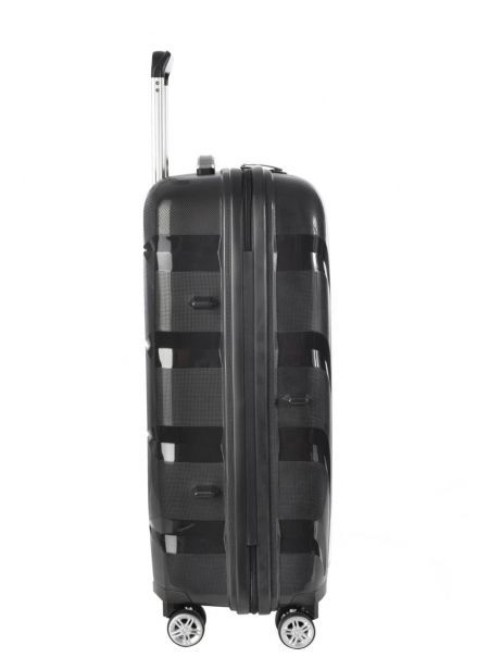 Valise Rigide New York Travel Noir new york TC28 vue secondaire 4