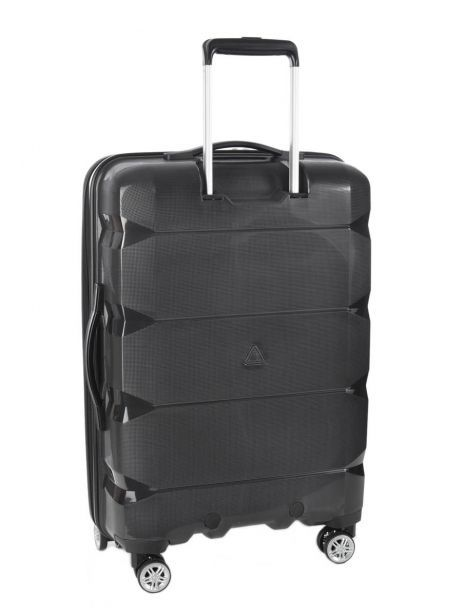 Valise Rigide New York Travel Noir new york TC28 vue secondaire 5
