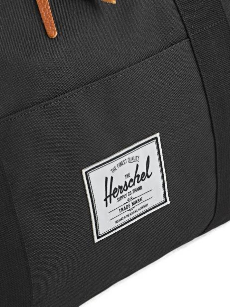 Sac De Voyage Cabine Supply Herschel Noir supply 10251 vue secondaire 1