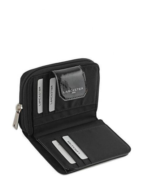 Wallet Lancaster Black basic vernis 104-14 other view 4