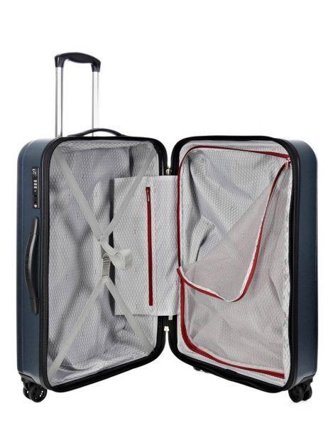 Hardside Luggage Segur Delsey Blue segur 2038820 other view 7