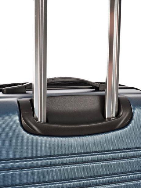 Hardside Luggage Segur Delsey Blue segur 2038820 other view 6