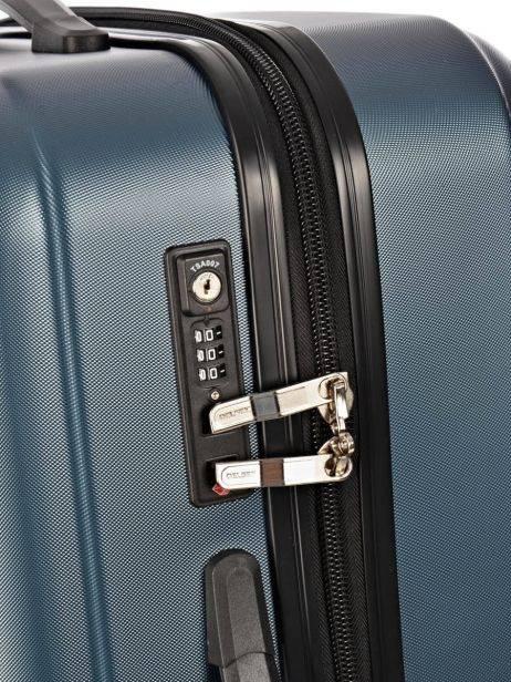 Hardside Luggage Segur Delsey Blue segur 2038820 other view 1