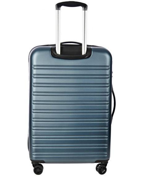 Hardside Luggage Segur Delsey Blue segur 2038820 other view 5
