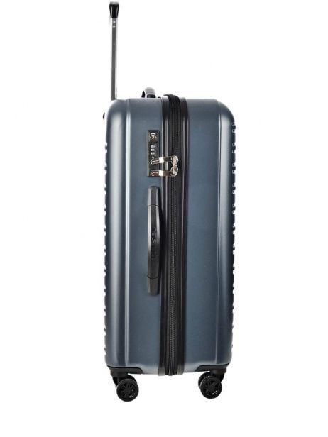 Hardside Luggage Segur Delsey Blue segur 2038820 other view 4