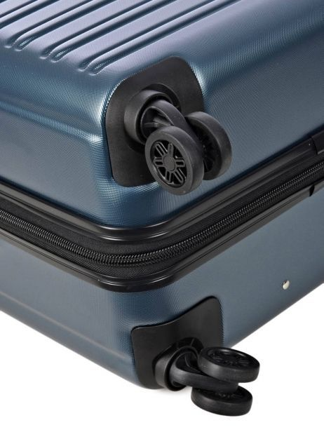 Hardside Luggage Segur Delsey Blue segur 2038821 other view 2