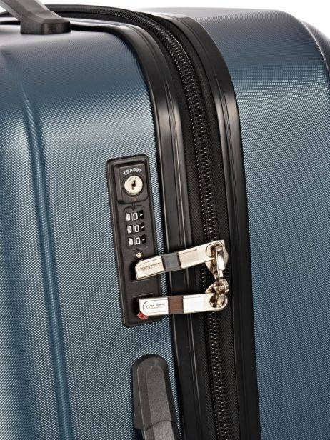 Hardside Luggage Segur Delsey Blue segur 2038821 other view 1