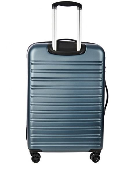 Hardside Luggage Segur Delsey Blue segur 2038821 other view 5