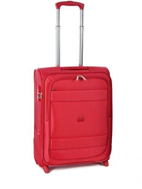 valise cabine delsey 409 03035723 rouge en vente au. Black Bedroom Furniture Sets. Home Design Ideas