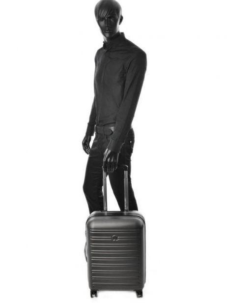 Valise Cabine Rigide Delsey Gris segur 2038803 vue secondaire 3