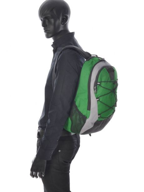 Backpack 1 Compartment Dakine Green street packs 8130-072 other view 2