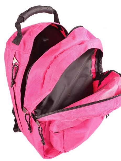 Backpack 2 Compartments + 17'' Pc Eastpak Pink pbg authentic PBGK09B other view 6