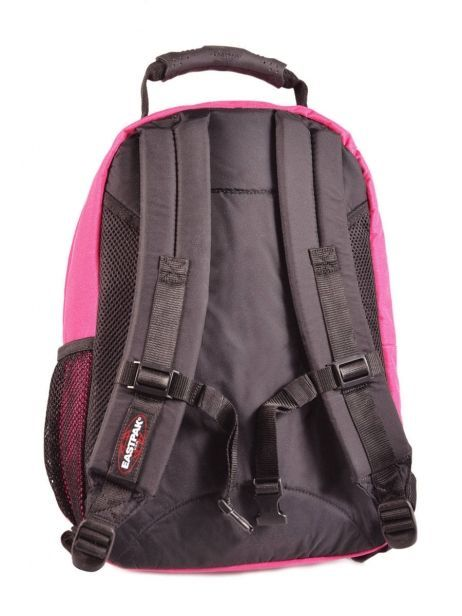 Backpack 2 Compartments + 17'' Pc Eastpak Pink pbg authentic PBGK09B other view 4