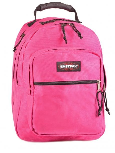 Backpack 2 Compartments + 17'' Pc Eastpak Pink pbg authentic PBGK09B