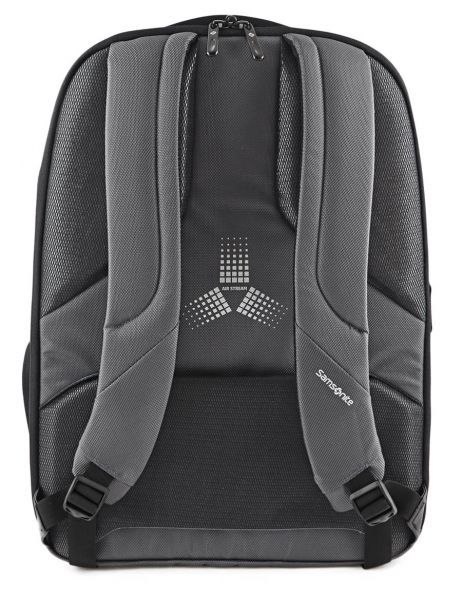 Backpack Samsonite Black cityscape 41D104 other view 6