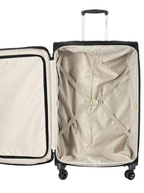 Cabin Luggage Softside Samsonite Black dynamo 80D003 other view 6
