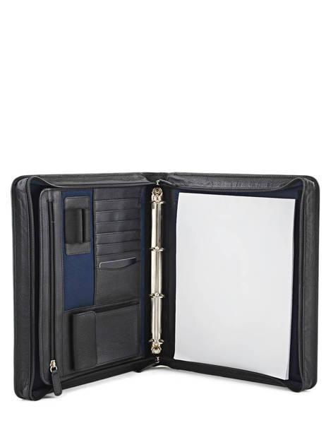Portfolio 1 Compartment Leonhard heyden Black berlin 7349 other view 3
