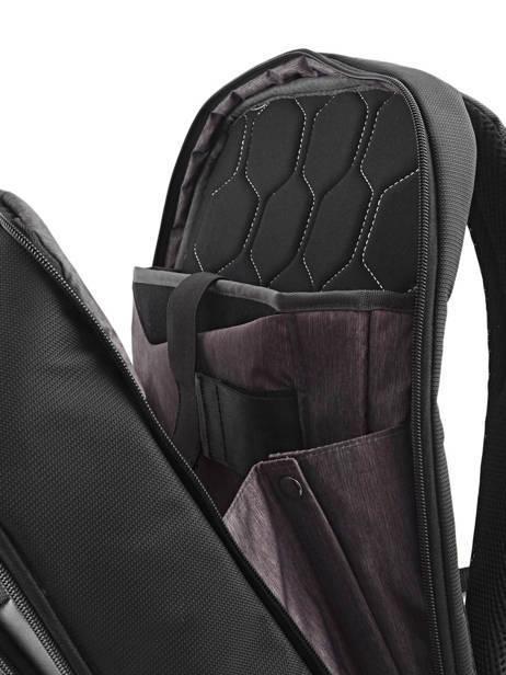 Backpack Samsonite Black xbr 8N004 other view 9