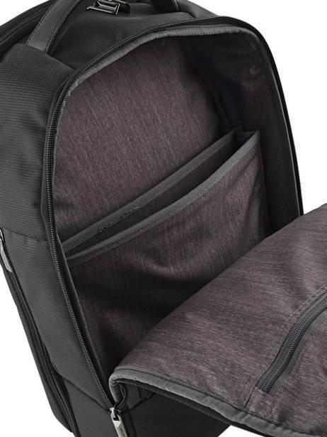 Backpack Samsonite Black xbr 8N004 other view 7