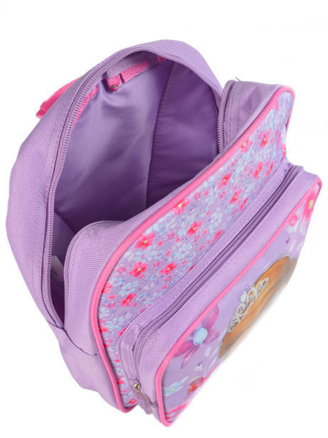 Backpack Princess Pink princess 13507 other view 5