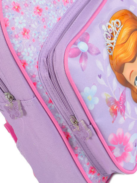 Backpack Princess Pink princess 13507 other view 1