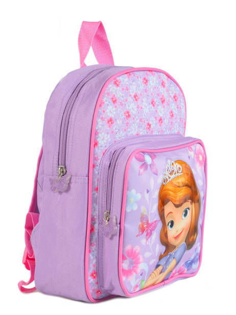 Backpack Princess Pink princess 13507 other view 3