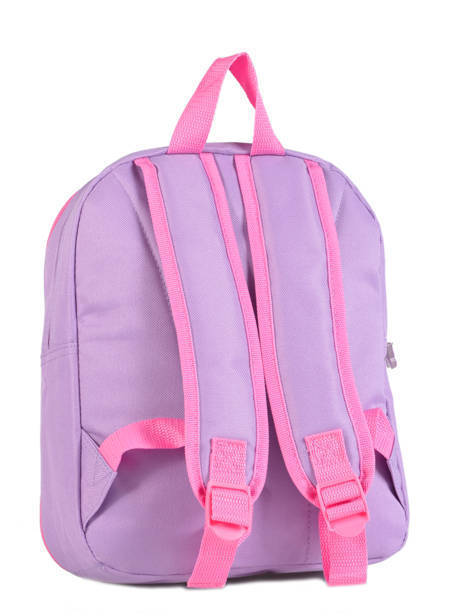 Backpack Princess Pink princess 13507 other view 4