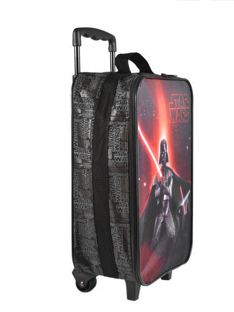 Kids' Luggage Star wars Black lazer 13804 other view 3