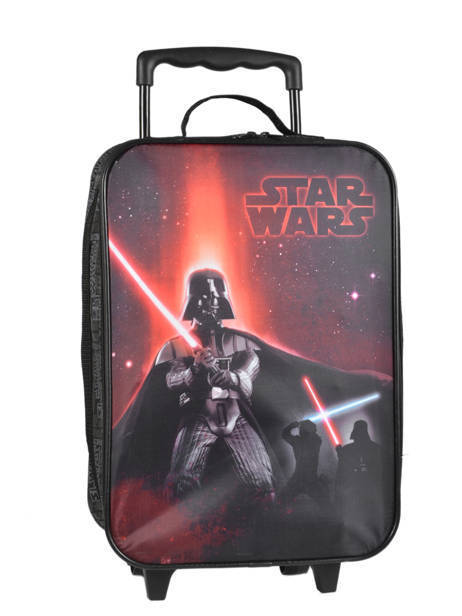 Kids' Luggage Star wars Black lazer 13804