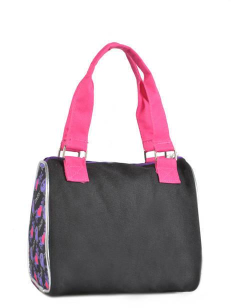 Sac Porté Main Chica vampiro Violet black pink 699TMF vue secondaire 4