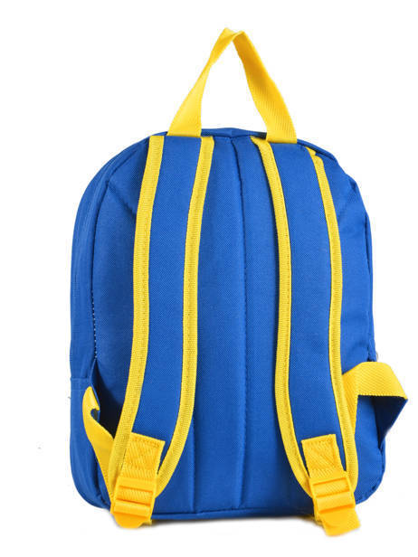 Backpack Oui oui Multicolor car 91910CAR other view 4