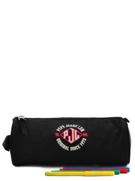 Kit 1 Compartment Pepe jeans Black jackson 63941 other view 1