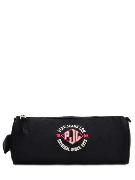 Kit 1 Compartment Pepe jeans Black jackson 63941