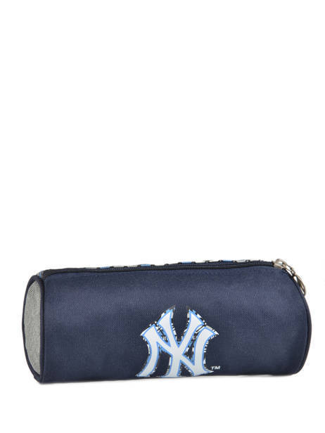 Trousse 1 Compartiment Mlb/new-york yankees Bleu swag MNF10003 vue secondaire 3