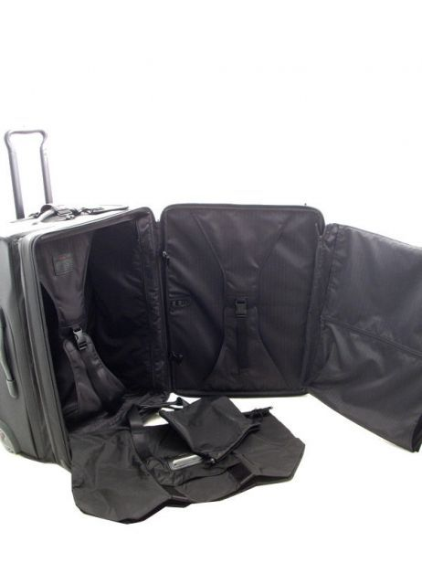 Softside Luggage Alpha 2 Travel Tumi Blue alpha 2 travel DH22024 other view 5