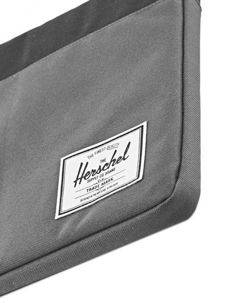 Laptop Cover Herschel Black classics 10054-11 other view 1