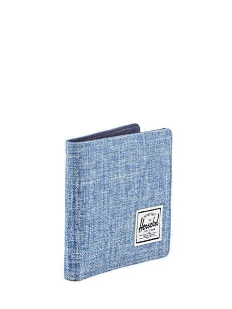 Portefeuille Herschel Bleu classics 10069 vue secondaire 1