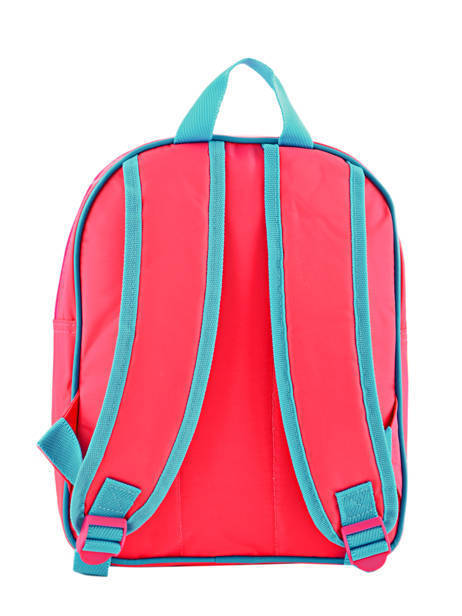 Backpack 1 Compartment Soy luna Multicolor be unique 95810SOY other view 4