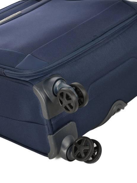 Cabin Luggage Softside Samsonite Black dynamo 80D003 other view 2
