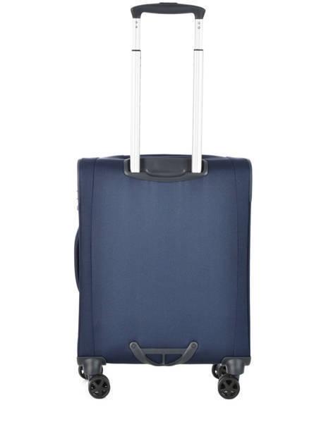Cabin Luggage Softside Samsonite Black dynamo 80D003 other view 5