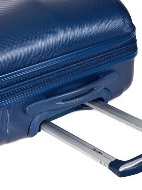 Valise Rigide Extensible Extendo 3 Delsey Bleu extendo 3 620810 vue secondaire 1