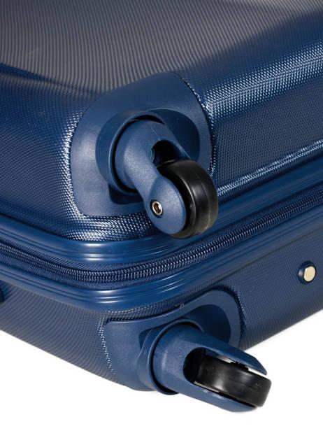 Valise Rigide Extensible Extendo 3 Delsey Bleu extendo 3 620810 vue secondaire 2