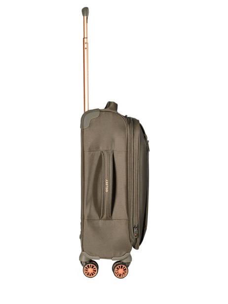 Valise Cabine Souple Delsey Vert montmartre air 2252803 vue secondaire 4