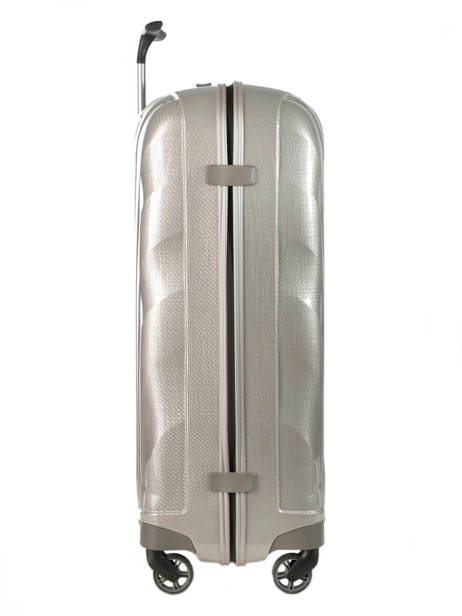 Hardside Luggage Samsonite Gray V22306 other view 5
