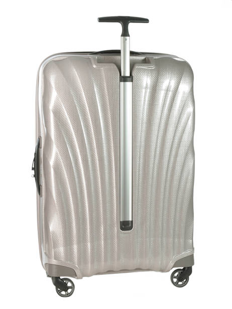 Hardside Luggage Samsonite Gray V22306 other view 6