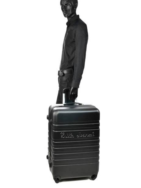 Valise Rigide Malette Little marcel Noir malette MALETT-L vue secondaire 3