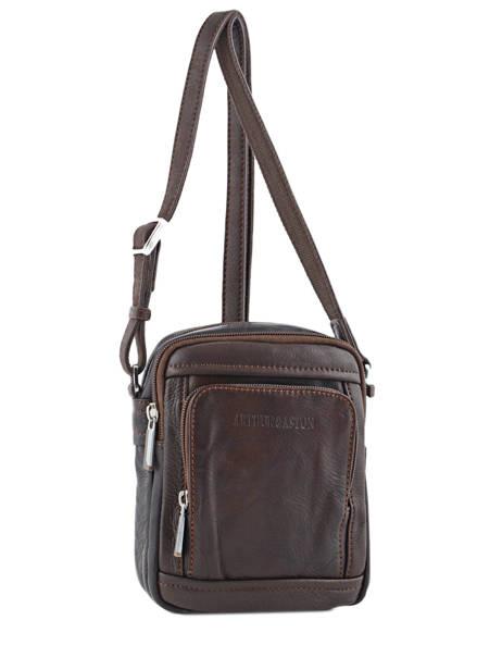 Crossbody Bag Arthur et aston Black jasper 1589-08