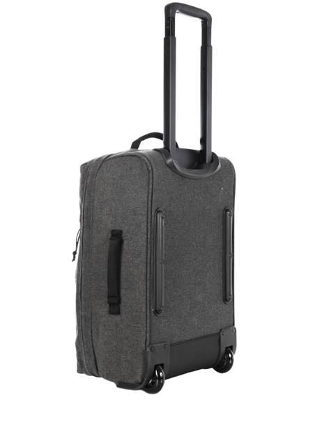 Valise Cabine Eastpak Noir authentic luggage K35F vue secondaire 3