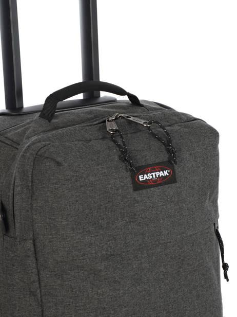 Valise Cabine Eastpak Noir authentic luggage K35F vue secondaire 1